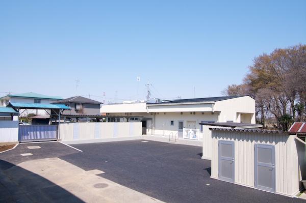 蓮田市立平野小学校給食棟建設工事