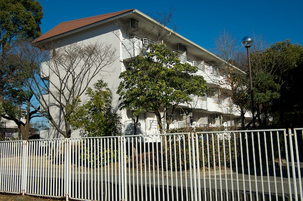 小児医療センター職員公舎(A・B棟)外部改修工事
