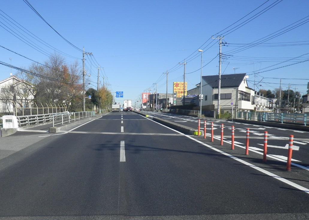 橋りょう修繕工事(蓮田橋補修工)